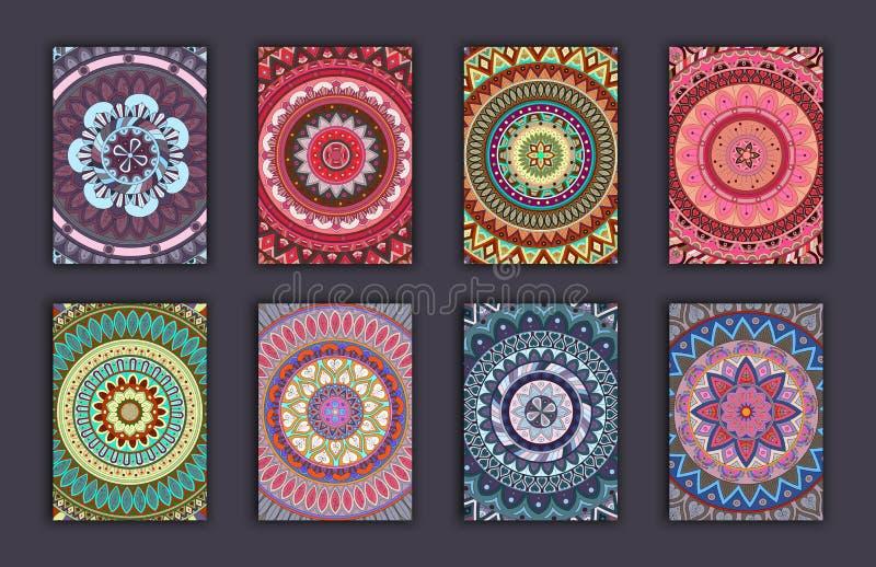 Download Rétros Cartes De Collection Origines Ethniques Carte D'invitation Illustration Stock - Illustration du ethnique, arabe: 77157882