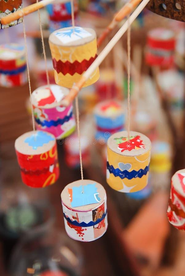 Rétros jouets thaïlandais image libre de droits