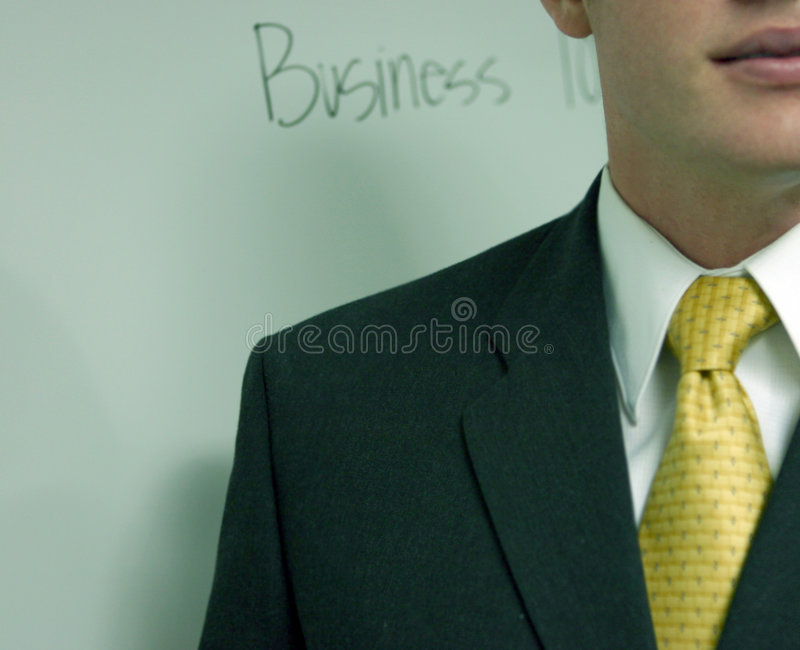 Réunion d'affaires photo libre de droits