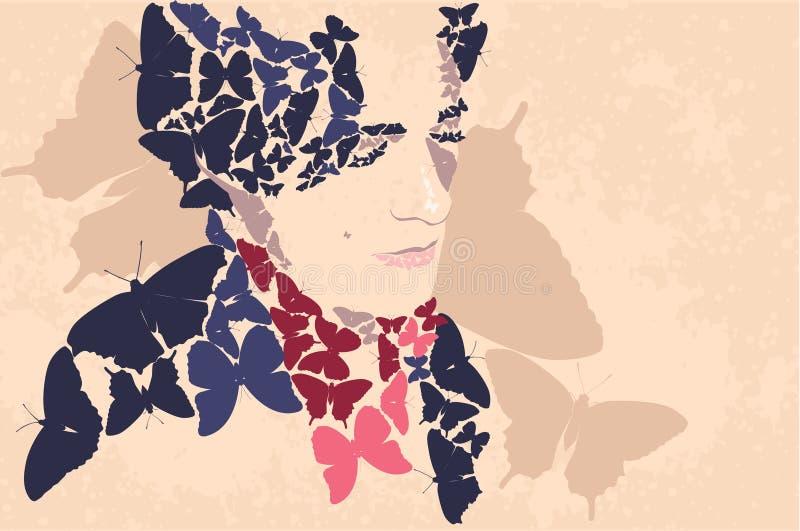 Rêve illustration stock