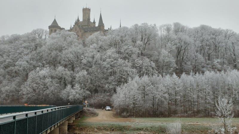 Rêve de l'hiver image stock