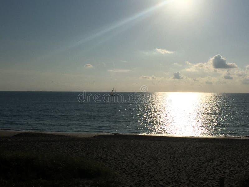 Rêve de lever de soleil photographie stock