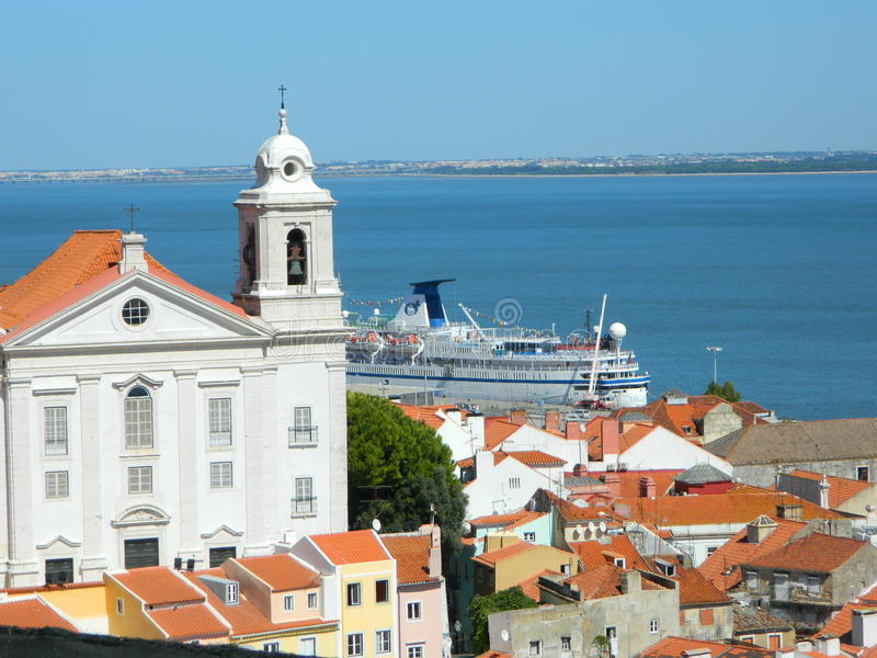 Rêve de Lisbonne photo libre de droits