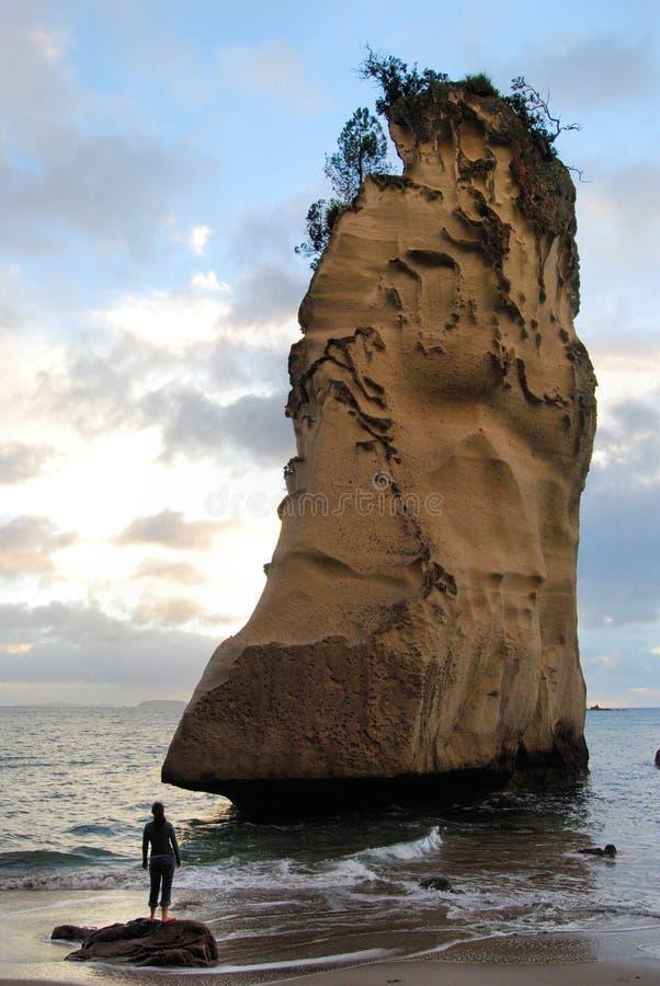 Rêver de la Nouvelle Zélande photographie stock