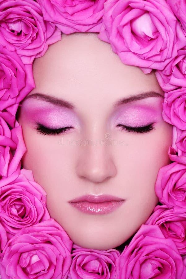 Rêver la beauté photos stock