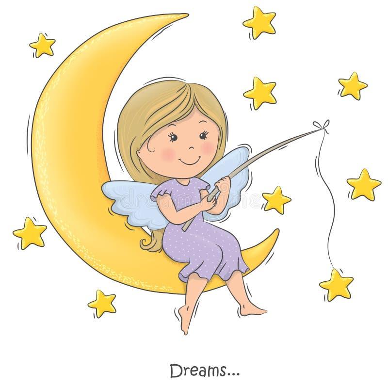 rêves illustration stock