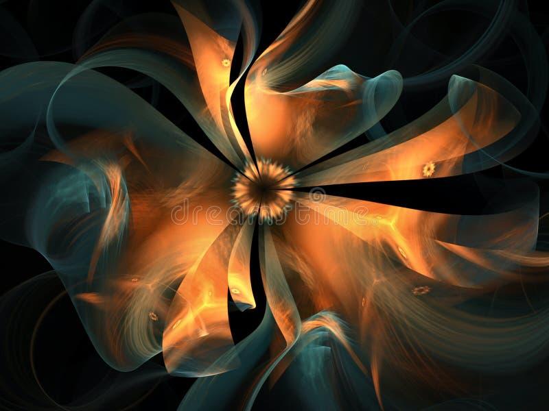 Rêves doux illustration de vecteur