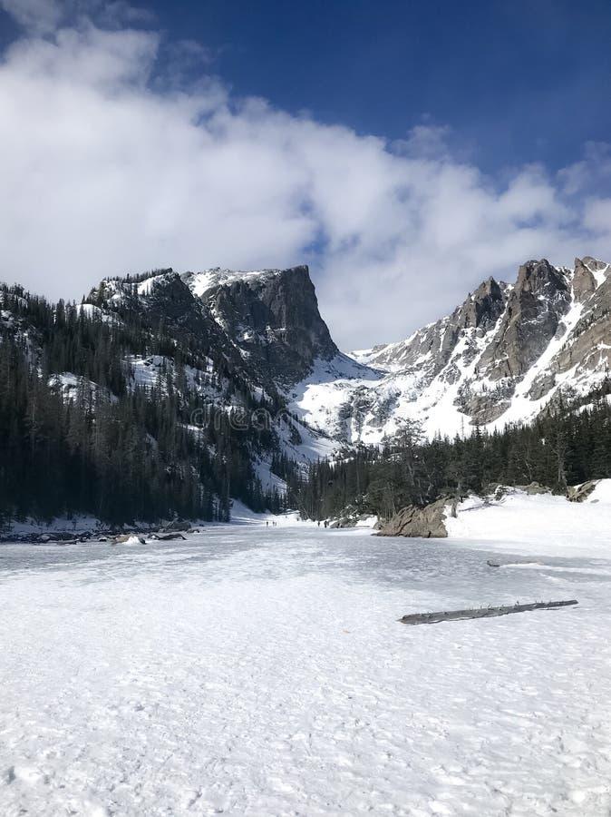 Rêvez le lac photos stock