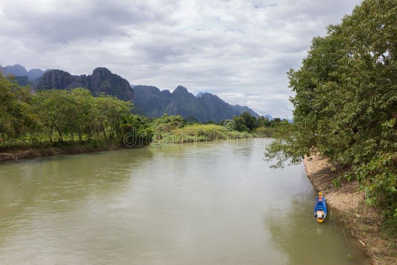 Río foto de archivo libre de regalías