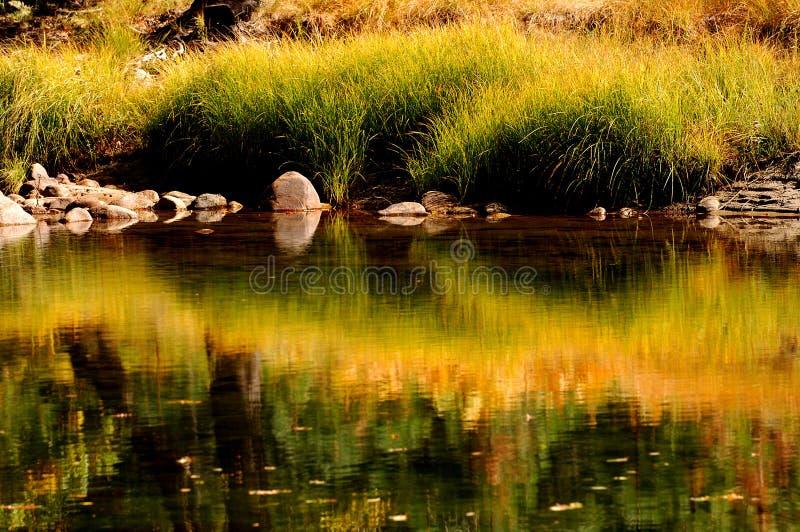 Río 9 de Merced imagen de archivo libre de regalías