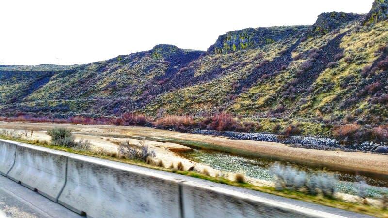 Río de Boise fotos de archivo libres de regalías