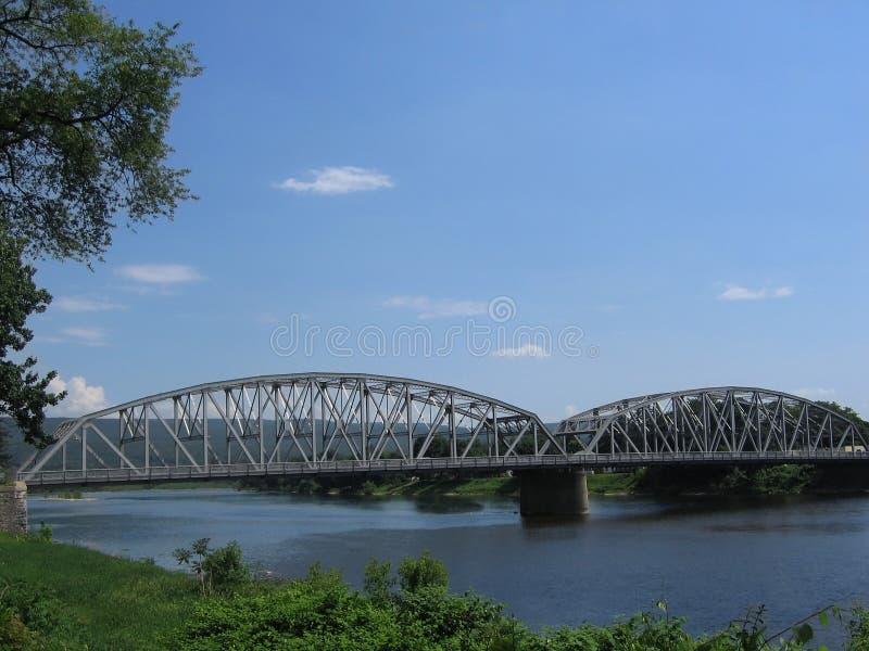 Río de Delaware fotografía de archivo libre de regalías
