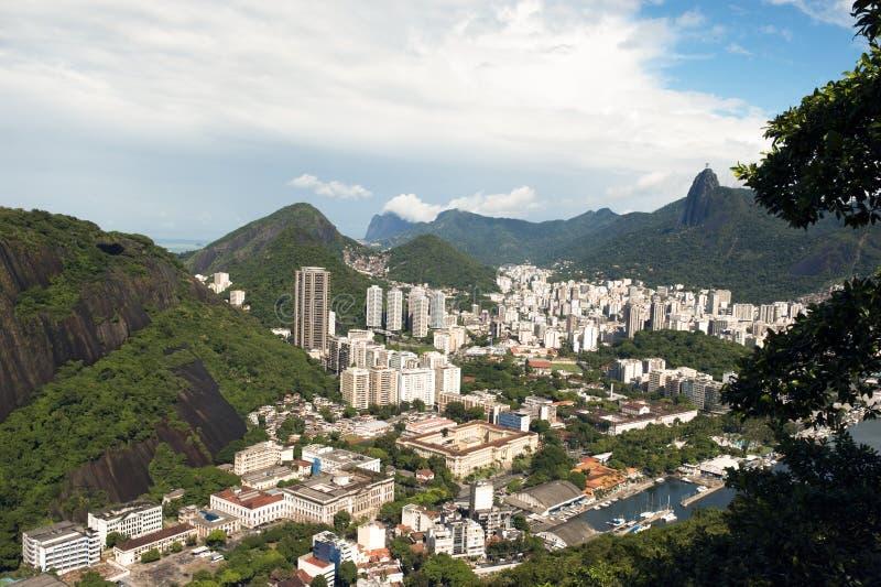 Río de Janeiro, el Brasil imágenes de archivo libres de regalías