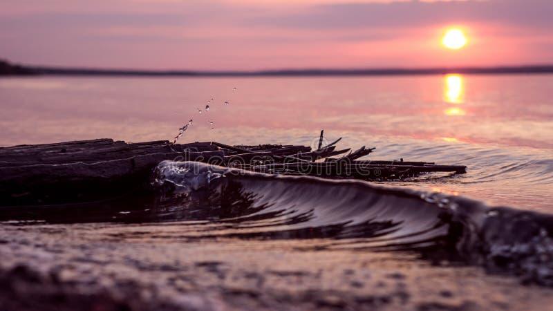Río de Kama fotos de archivo libres de regalías