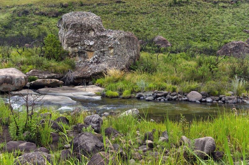 Download Río De La Montaña En El Castillo De Giants Foto de archivo - Imagen de castillo, reserva: 41905828
