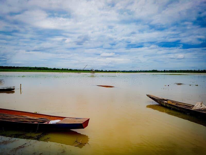 Río de la vida fotos de archivo
