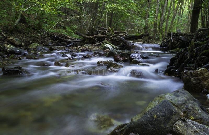 Río de sueños, Croacia imagenes de archivo