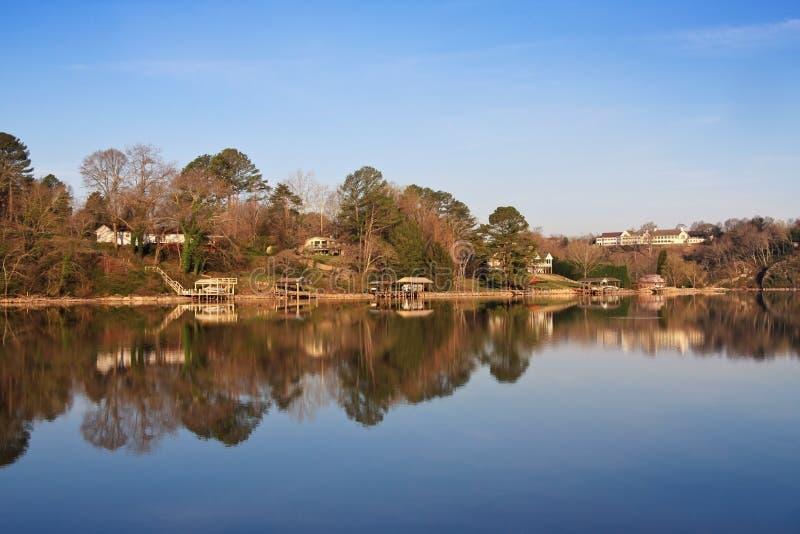 Río de Tennessee imagen de archivo