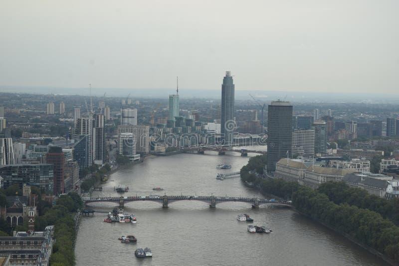 Río de Thames foto de archivo libre de regalías