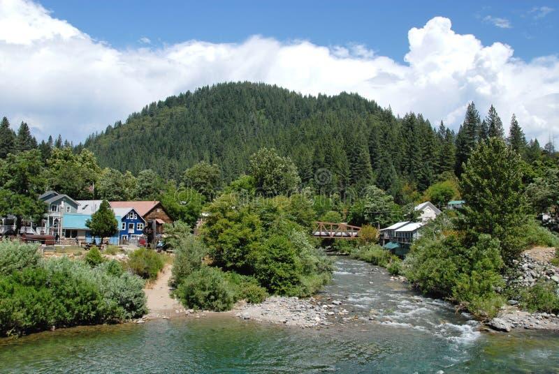 Río de Yuba fotos de archivo libres de regalías