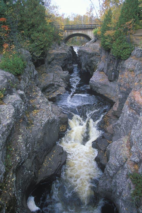Río del bautismo fotografía de archivo libre de regalías