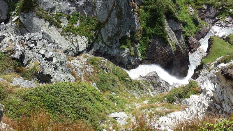 Río del cañón fotos de archivo libres de regalías