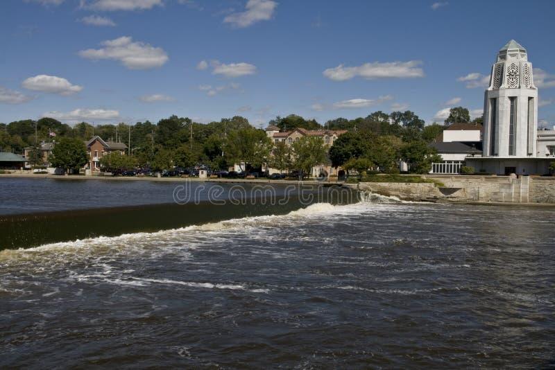 Río del Fox imagenes de archivo