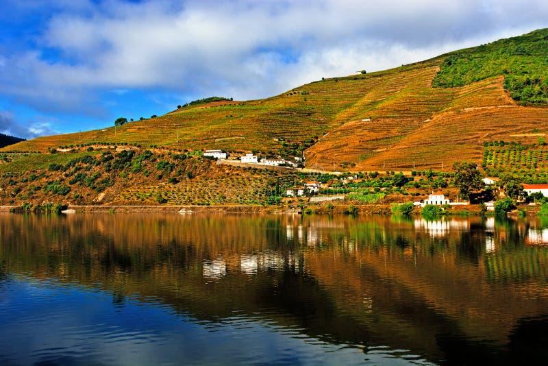 Río el Duero fotografía de archivo libre de regalías