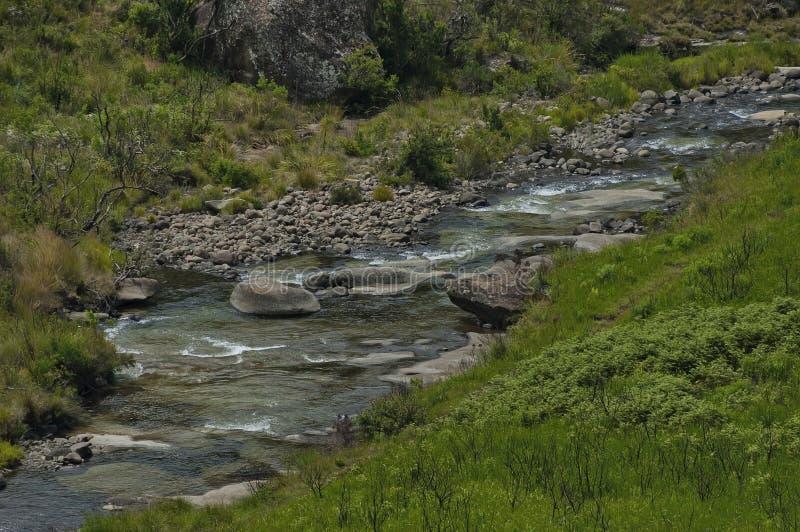 Download Río En Reserva De Naturaleza De Kwazulu Natal Del Castillo De Giants Foto de archivo - Imagen de piedra, montaña: 41905744