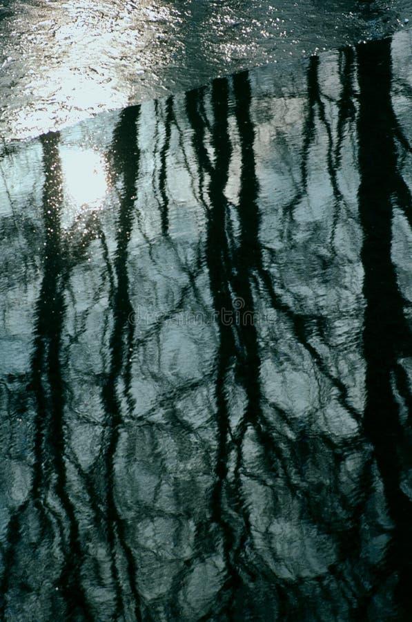 Download Río helado foto de archivo. Imagen de helado, invierno - 185900