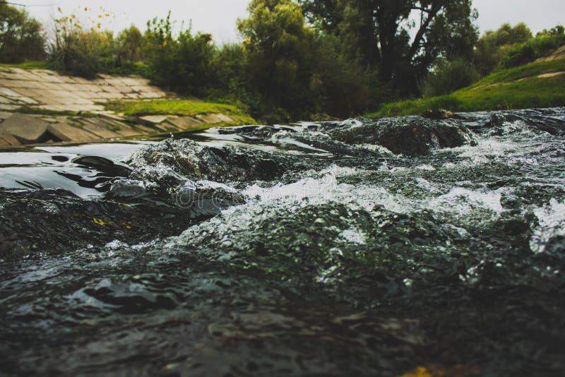 Río Kashirka fotografía de archivo libre de regalías