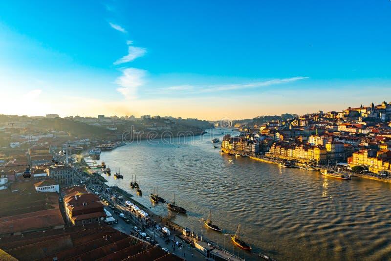 Río Porto Douro imágenes de archivo libres de regalías
