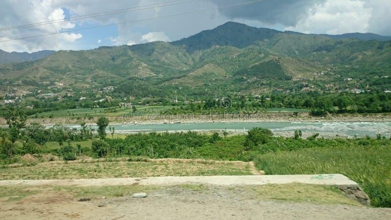 Río Sawat fotografía de archivo libre de regalías