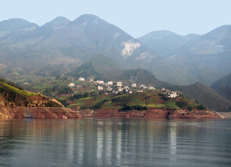 Río Shennong XI en China fotos de archivo