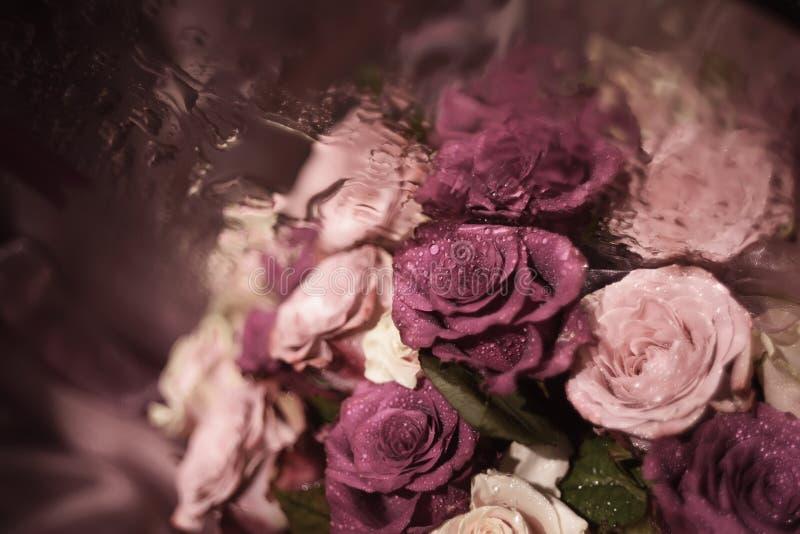 Róże bukiet zdjęcia royalty free