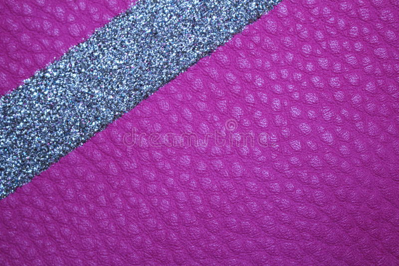 różowa skóra obraz stock