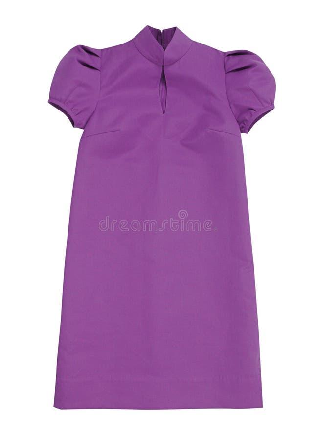 Różowa suknia zdjęcia royalty free