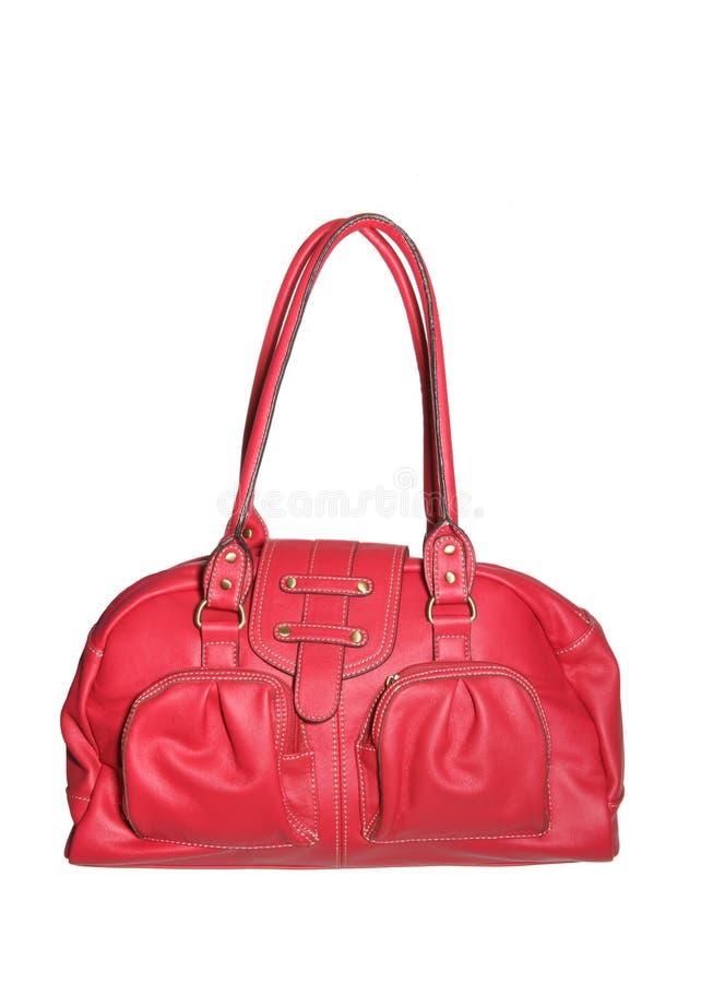 różowa torba zdjęcie royalty free