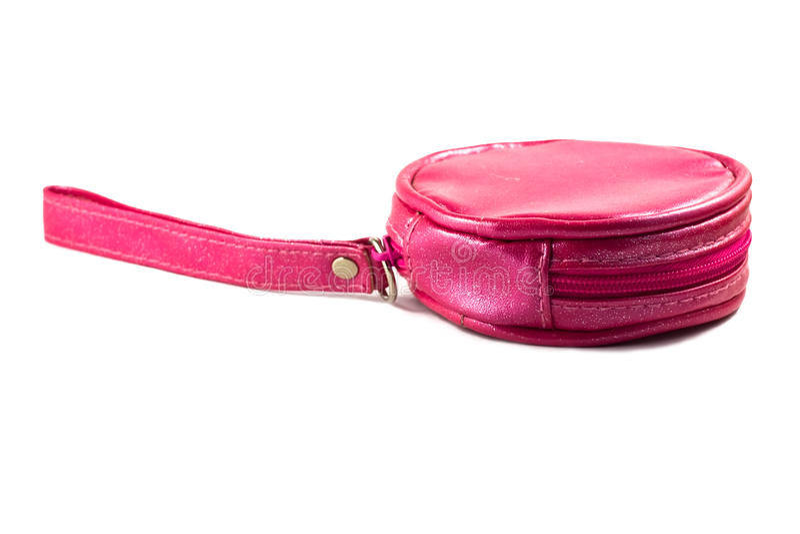różowe toreb kobiety zdjęcie stock