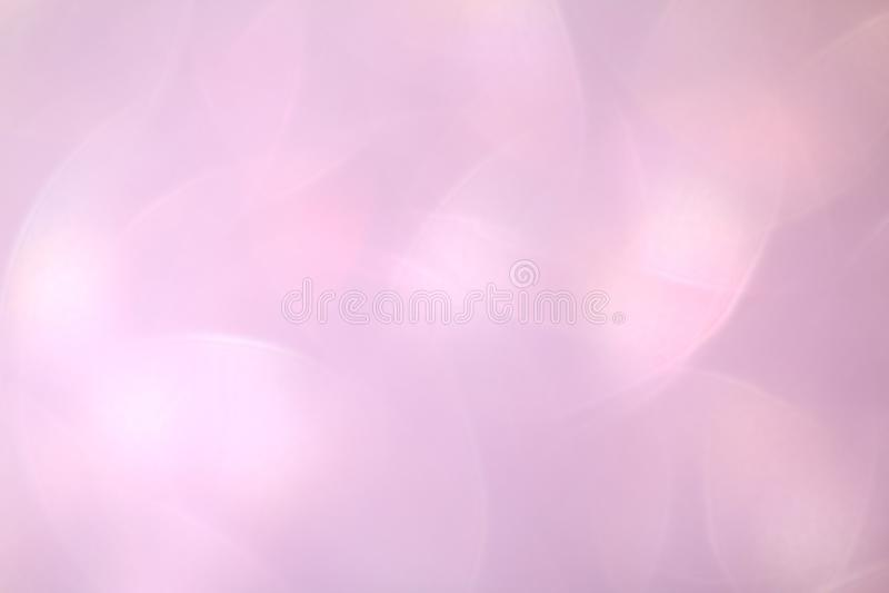 Różowego miękkiego tła błyskotliwości luksusowy kosmetyczny światło gładki, piękna tła menchii cienia koloru purpurowy gradientow zdjęcie stock