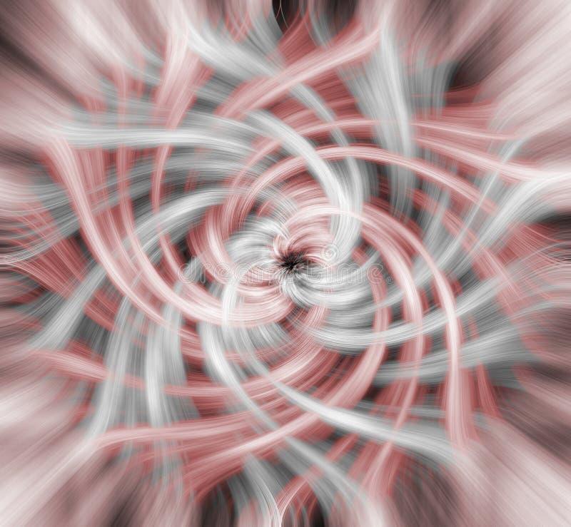 Różowy abstrakt obrazy royalty free