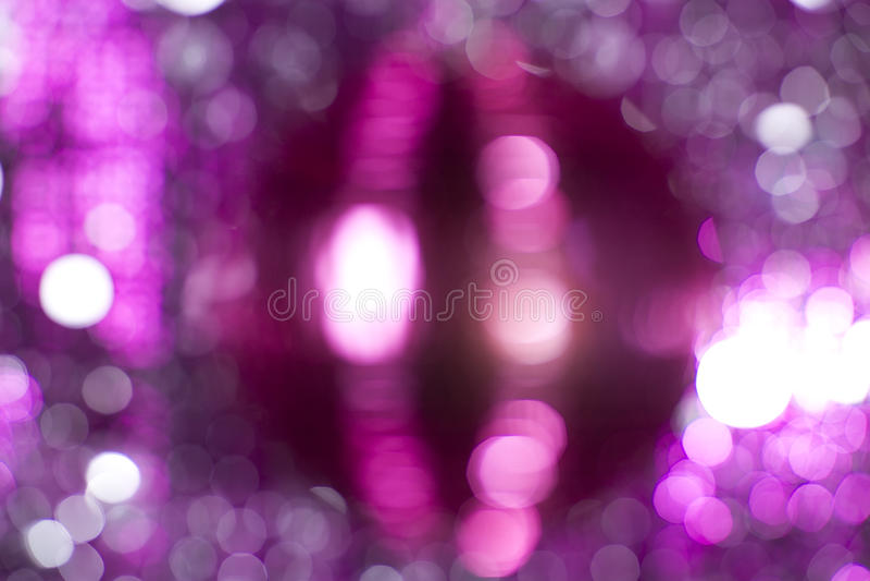 Różowy discoball obrazy stock