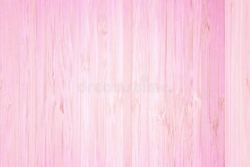 Różowy drewniany tekstury tła zakończenie up dla twój sztuki zdjęcie stock