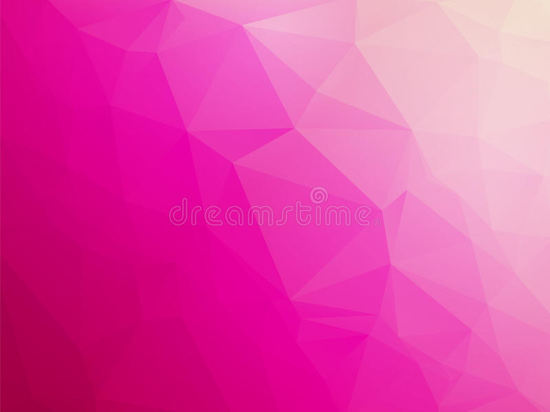 Różowy fiołkowy biały miłości tło ilustracja wektor