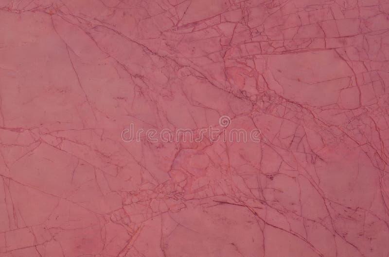 Różowy kamienia marmuru tło fotografia royalty free