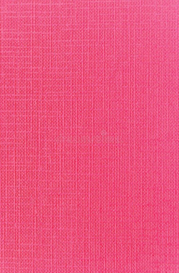 Różowy naturalny sztuka papieru tekstury tło, ampuła wyszczególniający pionowo textured makro- zbliżenie, jaskrawy deseniowy szcz obrazy royalty free