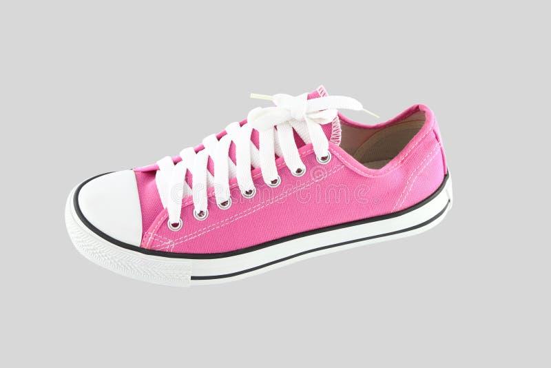 różowy obuwiany sport zdjęcie royalty free