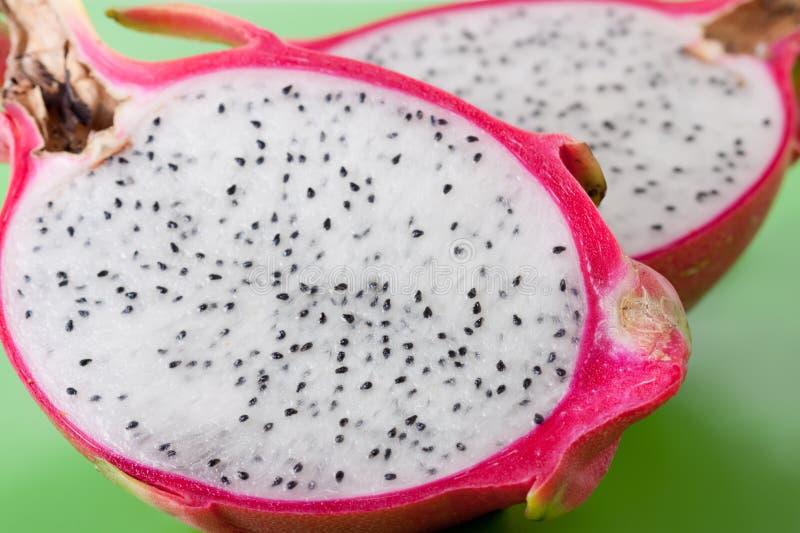 różowy pitahaya fotografia stock
