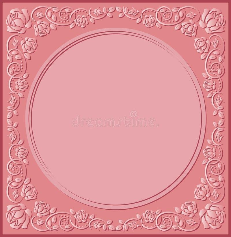Różowy Tło Zdjęcie Royalty Free