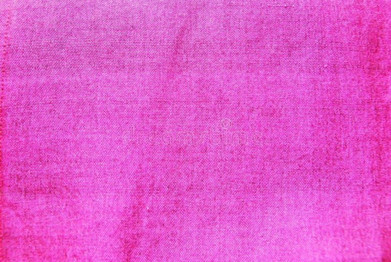 Różowy tajlandzki bawełniany tło zdjęcie stock